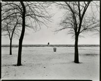 Eleanor and Barbara (1954) by Harry Callahan