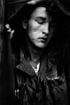 Howard Crawford, Jr., Korea (1953/54) by Dave Heath