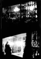 New York (store front) (1972) by Daido Moriyama