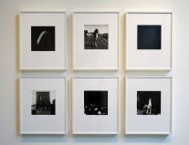 """Selection of Six Photographs for """"Seven"""" (c. 1979) by Issei Suda"""