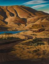 Above Celilo (2017) by Daniel Robinson