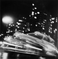 Taxi, New York, Night (c. 1947-48) by Ted Croner