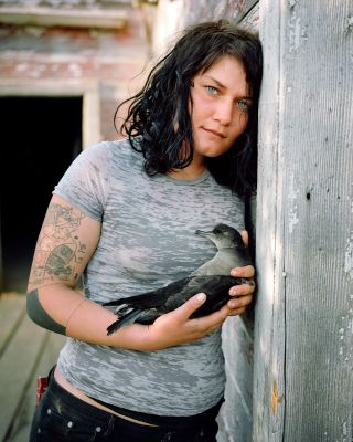 Billie and Seabird (2011) by Corey Arnold
