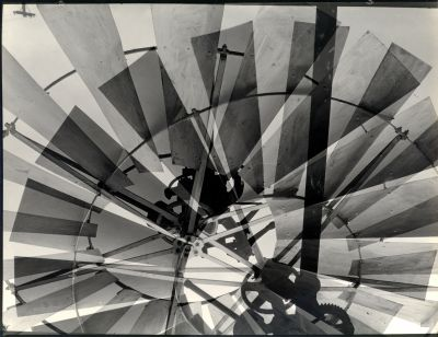 Interrelated Planes (1935) by Roi Partridge
