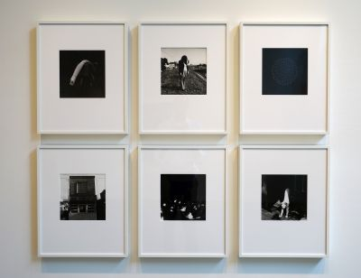 "Selection of Six Photographs for ""Seven"" (c. 1979) by Issei Suda"