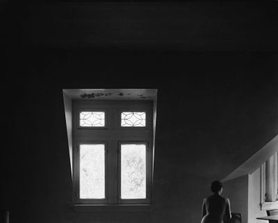 Eleanor (1948) by Harry Callahan