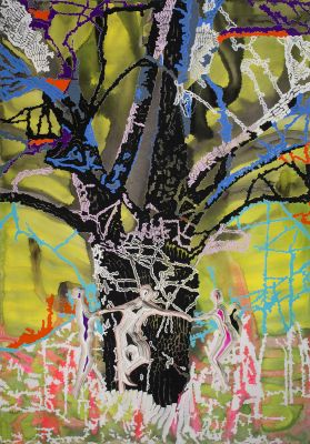 The Revolution Tree (2014) by Anna  Fidler