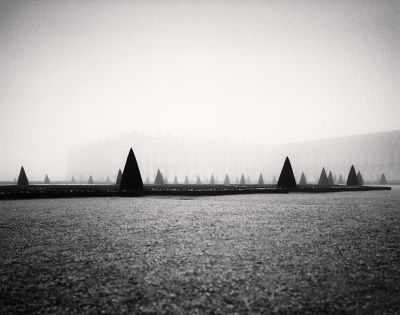 South Parterre, Versailles (1997) by Michael Kenna