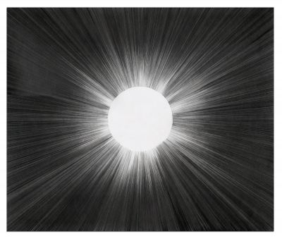 Mass in black & white No. 1 (2017) by John Whitten