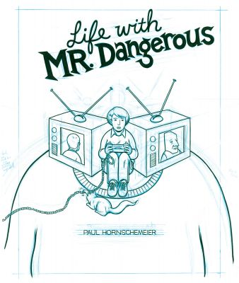 from Life with Mr. Dangerous (cover) (2005) by Paul Hornschemeier