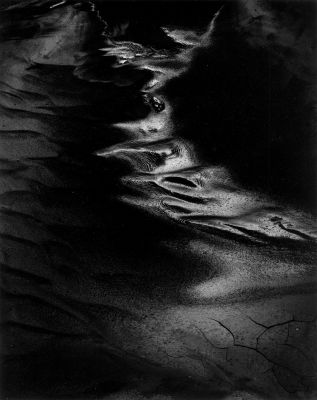 Capitol Reef, Utah (1962) by Minor White