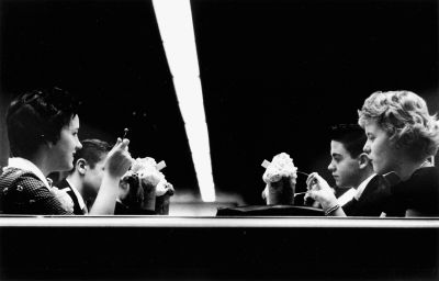 From The Age of Adolescence (soda fountain) (1959-64) by Joseph Sterling