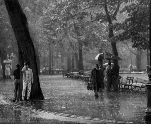 Washington Square, New York City (1960) by Dave Heath