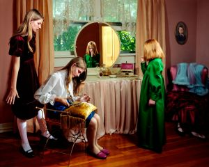 Inside the Forbidden Bedroom (2008) by Holly Andres