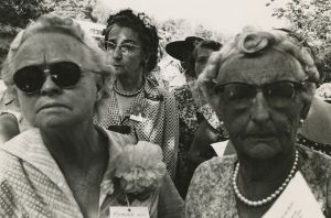 Untitled (older ladies) (1950s-1960s) by Robert Frank