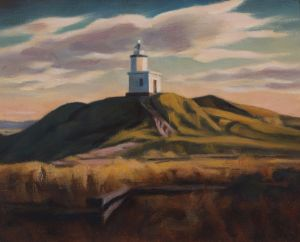 Light at Cattle Point (2013) by Daniel Robinson