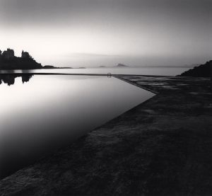 In the Balance, Dinard, Brittany (1993) by Michael Kenna