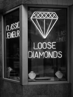 Loose Diamonds (2008) by Jason Langer
