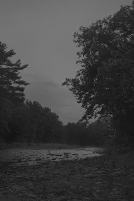catskill creek  7.7.2014 (2014) by Raymond Meeks
