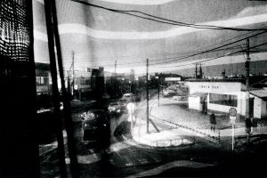 "Dog Town, from ""Searching Journeys 3"" (1971) by Daido Moriyama"
