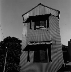 From Tokyokei (House of tin) (1970's - 1980's) by Issei Suda