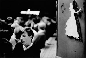 From The Age of Adolescence (boy in dance hall) (1959-64) by Joseph Sterling