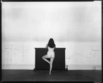 Eleanor, Chicago (1949) by Harry Callahan