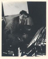 Nicolai Remisoff, Painter (1920s) by Imogen Cunningham