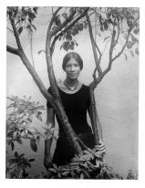 Alice Marie and my tree (1972) by Imogen Cunningham