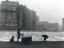 Charcoal Wanders (1945) by Robert Doisneau