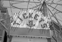 Untitled (tickets), from Carnival (1988) by Mark Steinmetz