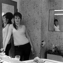 Kathy, Chicago (1963-1967) by Danny Lyon