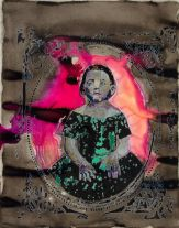 Young Girl from Salem (2012) by Anna  Fidler