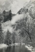 Cathedral Spire, Yosemite (ca. 1940s) by Ansel Adams