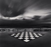 Chess Board, Wimereux (2000) by Michael Kenna