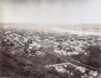 Portland, Oregon ( 1885) by Frank J. Haynes