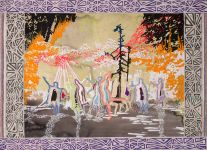 All Hail Thee, Majestic Cascadia! (2014) by Anna  Fidler