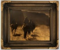 The Vanishing Race (1904) by Edward S. Curtis