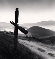 La Croix, Bargeme (1997) by Michael Kenna