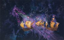 Space Ships (2010) by Blakely Dadson