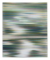 Waves in full color No. 2 (2017) by John Whitten