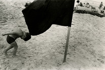 Ethan at the Beach (1962) by Garry Winogrand