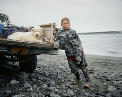 Naknek Youth (2009) by Corey Arnold