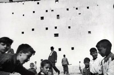 Madrid (1933) by Henri Cartier-Bresson