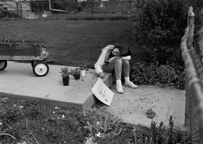 Chicago, Illinois (1991) by Mark Steinmetz