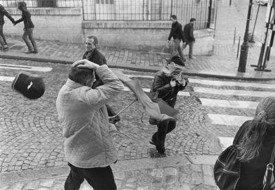 Montmartre (2009) by Mark Steinmetz