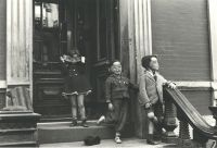 New York City (ca. 1942) by Helen Levitt