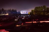Drive-In, Newburg, Oregon (2017) by Holly Andres