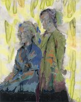 Lois and Young Girl (2013) by Anna  Fidler