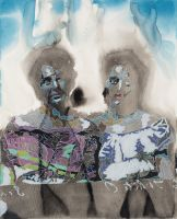 Sears Sisters (2013) by Anna  Fidler